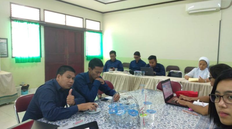 Sosialisasi Program Hibah Internal STIKES Suaka Insan Tahun Pendanaan 2019