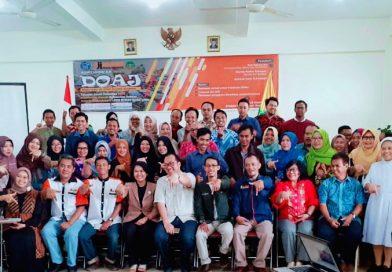 Laporan Kegiatan Seminar Roadshow DOAJ Relawan Jurnal Indonesia (RJI) Korda Kalimantan Selatan bekerjasama dengan LPPM STIKES Suaka Insan Banjarmasin